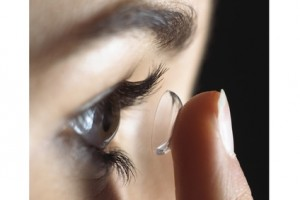 Kontaktlinse